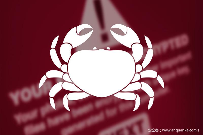 gandcrab v4 勒索软件已发布,使用.krab文件扩展名图片