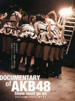AKB48心程紀實2受傷過后再追夢