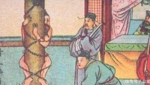 此酷刑没疼痛感,但受刑之人感到耻辱万分,如今我们隔几天做一次