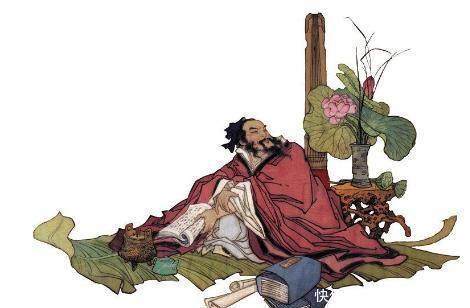 �牧髀浣诸^到位�O人臣,此人大�卮笪��下奇文,道破玄�C流�髑�年