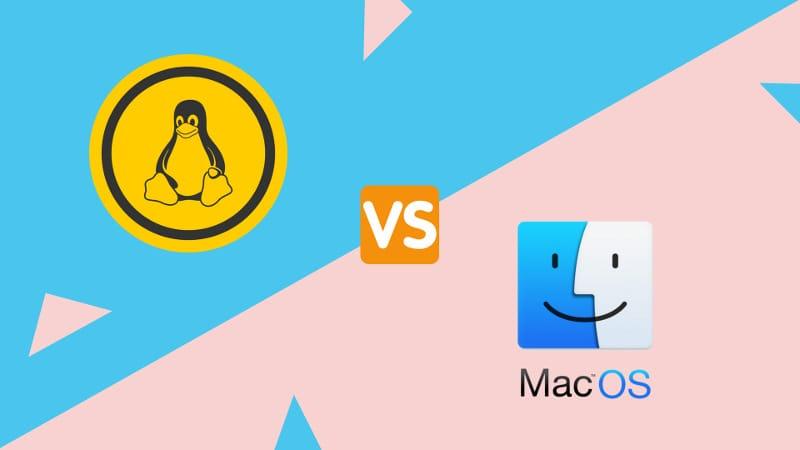 macOS vs Linux