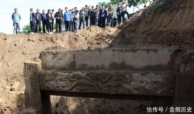 山东滨州挖出只为女人修建的建筑