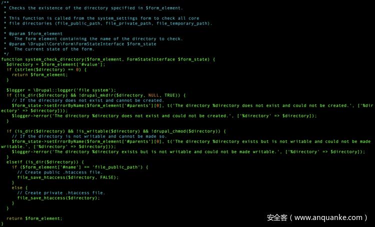 Drupal漏洞组合拳:通过恶意图片实现一键式RCE-互联网之家
