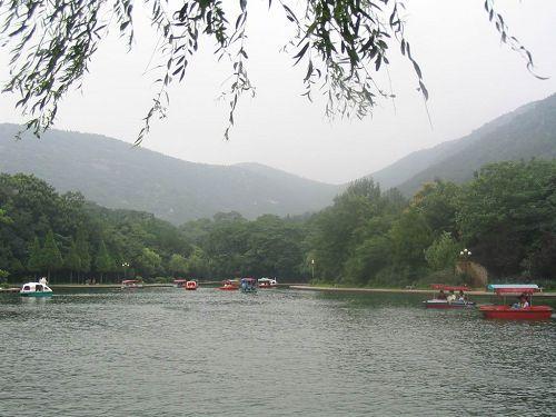 自然风景更加秀美的相山风景区将展现在淮北市民与