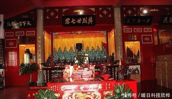 """中国唯一供奉解放军寺庙,庙里播放军歌,堪称天下第一""""奇庙"""""""
