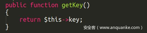 ThinkPHP 5.x 另一条反序列化利用链