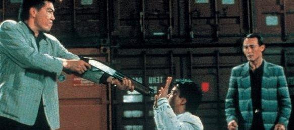 不管谁和周星驰一起演电影,都像男二号,唯有他演成了男一号