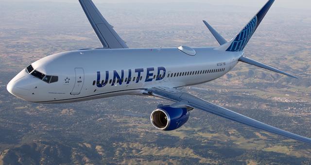 24个中美航班暂停 美联航宣布暂停24个中美往返航班