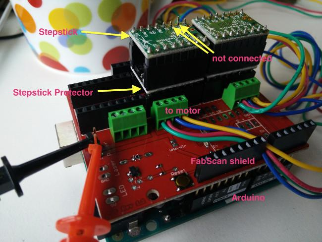 Arduino and Shield