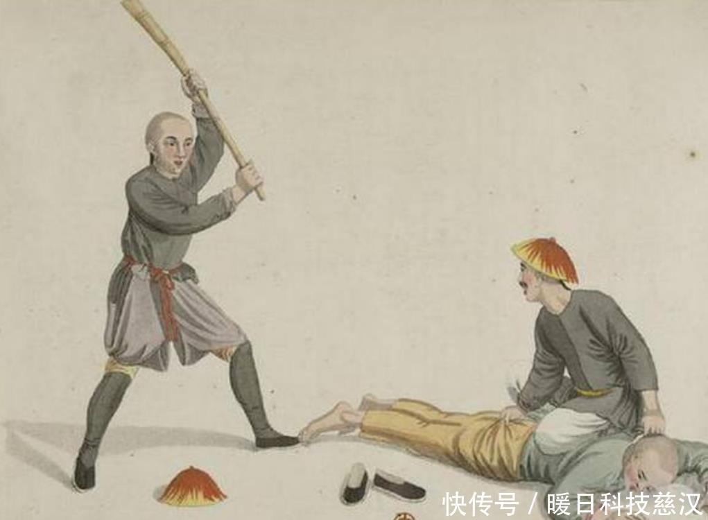 古代女囚犯挨顿板子后,为啥大多回家上吊自尽?难以忍受这个做法!插图(1)