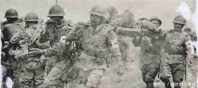八路军在山东抓获一名俘虏