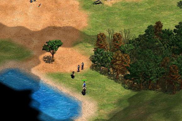 帝国时代2hd被遗忘_帝国时代2HD阿尔杰斯的崛起_中文版免费下载_360游戏大厅