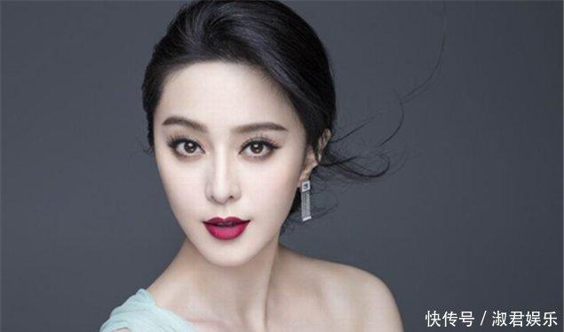 中国最漂亮的五位女星