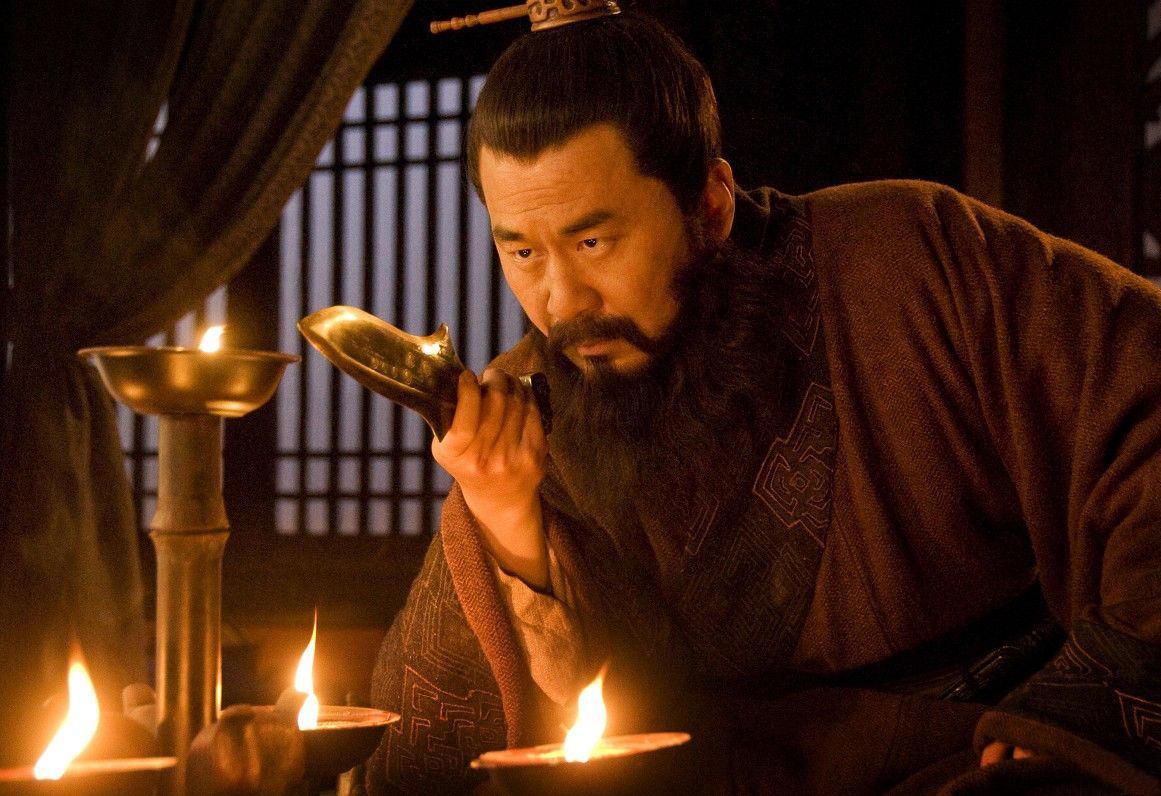 Image - Cao Cao and Seven Star Dagger.jpg | Gongjin's ... |Chen Jianbin Cao Cao