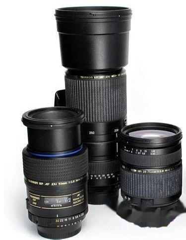单反相机的镜头怎样选择