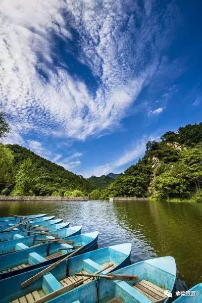 九龍潭 九龍潭自然風景區位于興隆縣城南13公里處,它位于京,津,唐,承