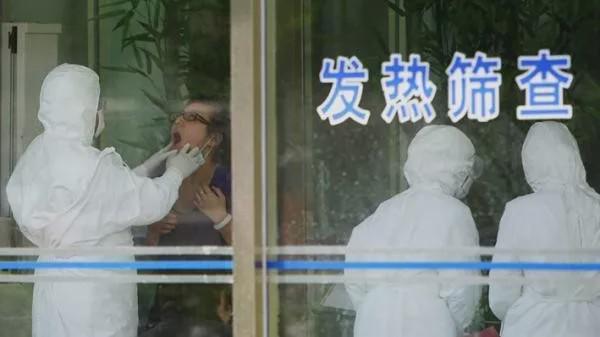 武汉市民散布肺炎不实消息被拘?真相