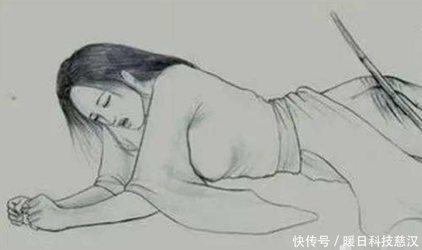 古代女囚犯挨顿板子后,为啥大多回家上吊自尽?难以忍受这个做法!插图(2)