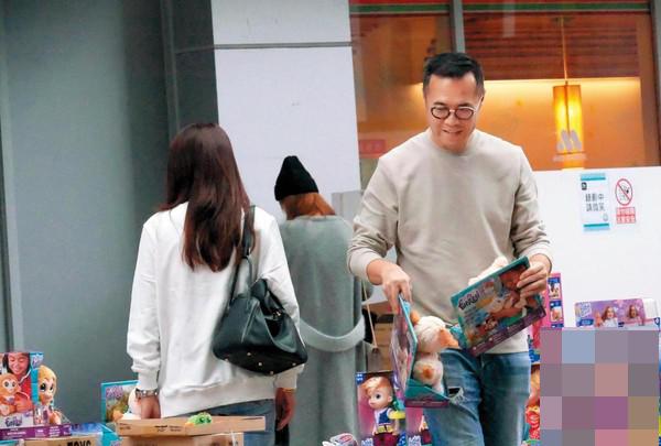 梁静茹前夫赵元同新恋情曝光 二人离婚还未满三个月