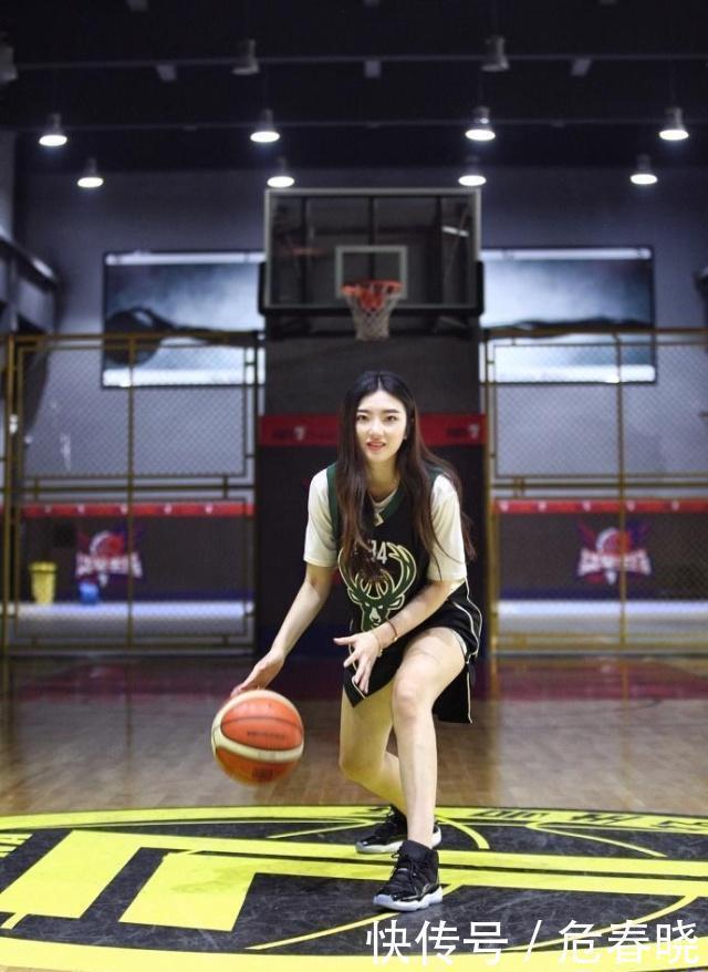 最美篮球女神林雪慧 晒美照秀傲人身材 娱乐 热图6
