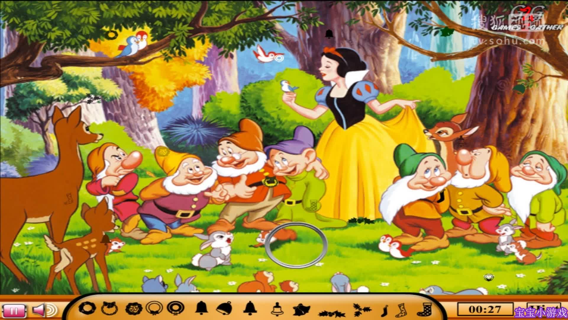 英文动画片白雪公主_免费下载动画片白雪公主-