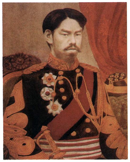 明治天皇 - 日本第122代天皇  免费编辑   修改义项名