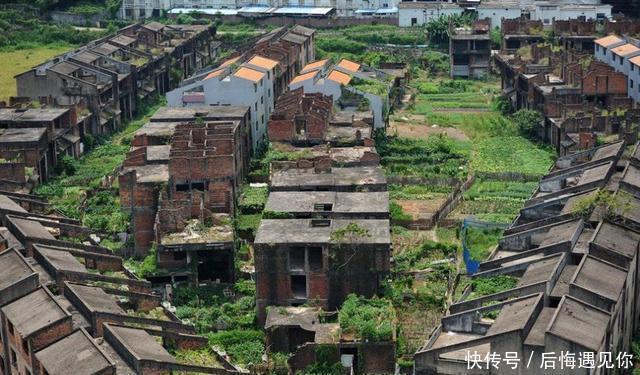深圳的烂尾别墅群荒废了20多年