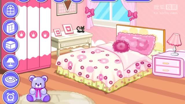 床 動漫 家居 家具 卡通 漫畫 頭像 臥室 裝修 640_360