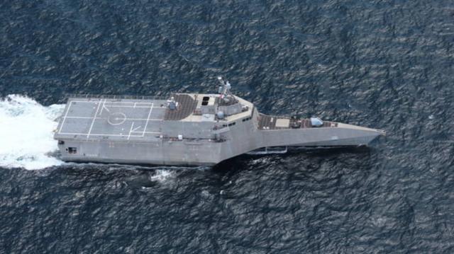 美军舰新年首闯南沙群岛 当前南海局势总体稳定