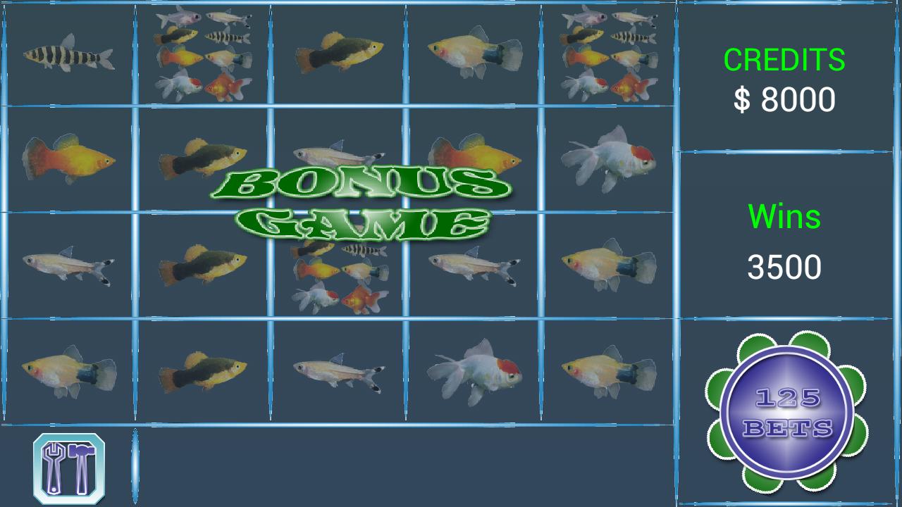 a8 fish slot machine