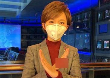 武汉主持人戴口罩播新闻?本人回应